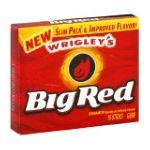 Wrigley -  Gum Cinnamon Slim Pack 15 sticks 0022000006684