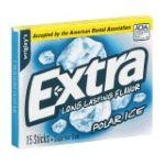 Wrigley -  Gum Polar Ice 1 pack,15 sticks 0022000008985