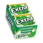 Wrigley -  Gum Sugarfree Spearmint 15 ct 0022000008992