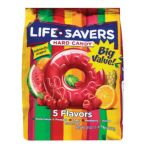 Wrigley -  5 Flavors Hard Candy 0022000011237
