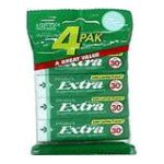 Wrigley -  Gum Sugarfree Spearmint 4 - 5 stick package 0022000054111