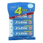 Wrigley -  Gum Sugarfree Peppermint 5 - 5 stick package 0022000056467