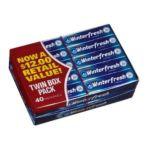 Wrigley -  Gum Sugarfree Winterfresh 100 sticks total 0022000100788