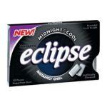 Wrigley -  Midnight Cool Sugarfree Gum 12-piece Package 144 piece 0022000101709