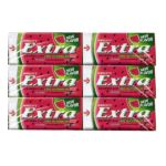 Wrigley -  Extra Cool Watermelon Sugarless Gum 15-stick Plen-t-paks 0022000102560