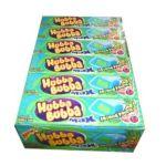 Wrigley -  Hubba Bubba Max Bubble Gum Island Punch 5 Piece Packs 90 piece 0022000102669