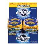 Wrigley -  Big 'e' Pak Winterfrost Eclipse 240 piece 0022000103109