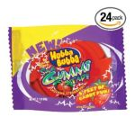 Wrigley -  Gummi Tape Shocking Strawberry 6-foot Tapes 0022000104076