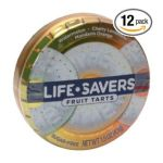 Wrigley -  Life Savers Tarts Orange Watermelon Cherry Lemonade 0022000104113
