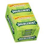 Wrigley -  Doublemint Gum 0022000106971