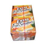 Wrigley -  Extra Fruit Sensations Island Cooler 10 15 Stick Packs 0022000107978