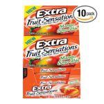 Wrigley -  Fruit Sensations Mango Smoothie Sticks 0022000112071