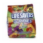 Wrigley -  Gummies 5 Flavors 0022000114976