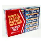 Wrigley -  Chewing Gum Winterfresh 200 sticks 0022000115782