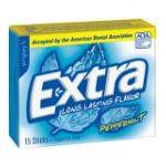 Wrigley -  Gum Sugarfree Peppermint 8 - 5 stick package 0022000128164