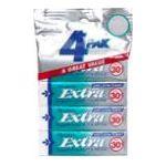 Wrigley -  Gum Sugarfree Polar Ice 10 - 4 paks 0022000154132