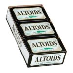 Wrigley -  Curiously Strong Mints Liquorice Tins 0022000158994
