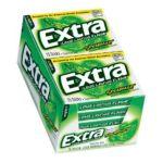 Wrigley -  Extra Sugar Free Gum Spearmint 0022000159540
