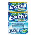 Wrigley -  Extra Slim Supermint 10 15 Stick Packs 0022000159557
