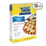 Sugar Twin - Substitute Granulated White Boxes 0022400000312  / UPC 022400000312