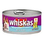 Whiskas - Food For Cats & Kittens 0023100011448  / UPC 023100011448