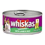Whiskas - Food For Cats & Kittens 0023100012247  / UPC 023100012247