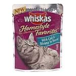 Whiskas - Food For Cats & Kittens 0023100012698  / UPC 023100012698