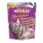 Whiskas - Cat Food 0023100014395  / UPC 023100014395