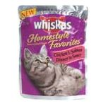 Whiskas - Food For Cats 0023100014401  / UPC 023100014401