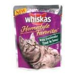 Whiskas - Food For Cats 0023100014418  / UPC 023100014418