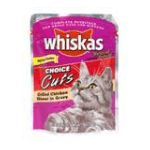 Whiskas - Food For Cats 0023100015521  / UPC 023100015521