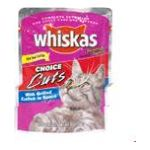 Whiskas - Food For Cats 0023100015552  / UPC 023100015552