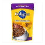 Pedigree - Maturity Little Champions Chunks Dog Treat 25-pack 0023100017853  / UPC 023100017853