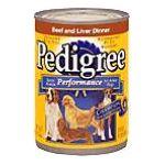 Pedigree - Food For Dogs 0023100019093  / UPC 023100019093