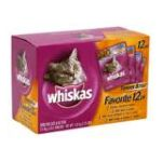 Whiskas - Food For Cats & Kittens 0023100019352  / UPC 023100019352