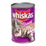 Whiskas - Food For Cats & Kittens 0023100020365  / UPC 023100020365