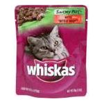 Whiskas - Food For Cats & Kittens 0023100024943  / UPC 023100024943