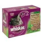 Whiskas - Cat Food 0023100026510  / UPC 023100026510