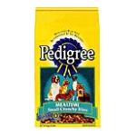 Pedigree - Food For Adult Dogs Small Crunchy Bites Beef Flavor 22 lb,10 kg 0023100051024  / UPC 023100051024