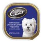 César - Canine Cuisine 0023100056777  / UPC 023100056777