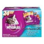 Whiskas - Food For Cats & Kittens 0023100058153  / UPC 023100058153