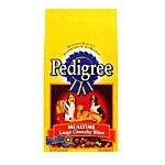 Pedigree - Food For Adult Dogs Large Crunchy Bites Original Beef Flavor 44.1 lb,20 kg 0023100061009  / UPC 023100061009