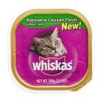 Whiskas - Rotisserie Chicken 0023100250847  / UPC 023100250847