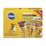 Pedigree - Dog Food Grilled Pouch Packs 4.25 lb 0023100272184  / UPC 023100272184
