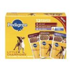 Pedigree - Dog Food Little Champions Variety Pack 0023100272207  / UPC 023100272207