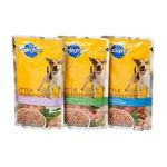 Pedigree - Dog Food Little Champions Variety Pack 0023100272214  / UPC 023100272214