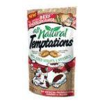 Whiskas - Cat Treats All Natural Beef 0023100273372  / UPC 023100273372