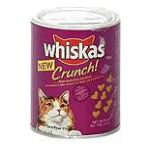 Whiskas - Low Fat Treat For Cats 0023100305912  / UPC 023100305912
