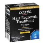 Equate -  Hair Regrowth Treatment 0023317009436