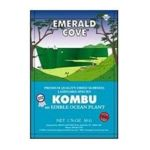 Emerald -  Silver Grade Pacific Kombu Dried Seaweed Bags 0023547300211
